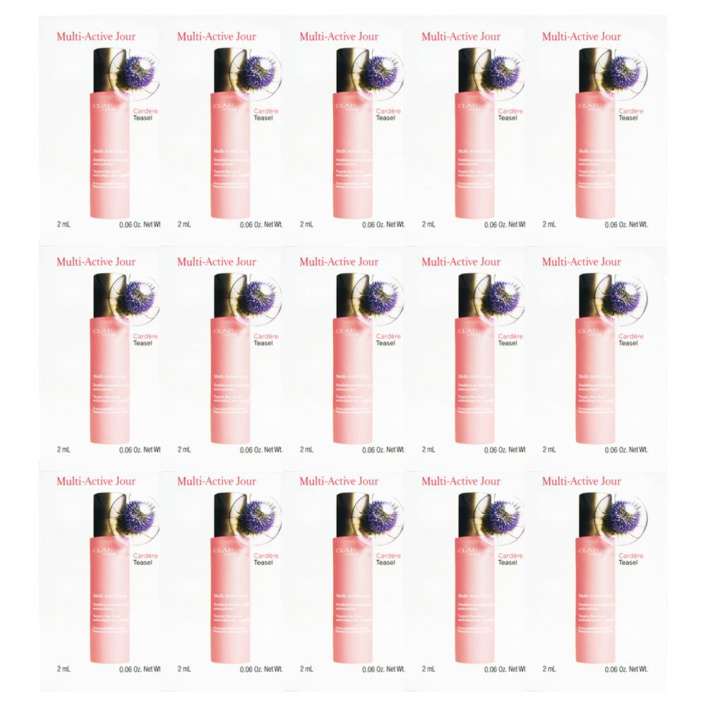 (即期品)CLARINS克蘭詩 漾采肌活美肌乳液2ml*15(至2020年02月)