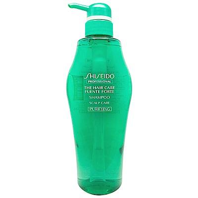 SHISEIDO 芳泉調理極淨洗髮乳500ml