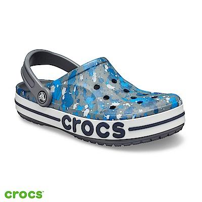 Crocs 卡駱馳 (中性鞋) 貝雅卡駱班迷彩克駱格 205840-077