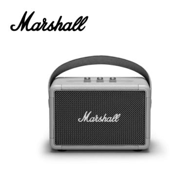 Marshall Kilburn II 攜帶式藍芽喇叭 典雅灰色款