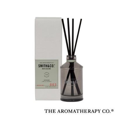 The Aromatherapy Co. 紐西蘭天然香氛 Smith & Co 系列 檸檬椰子 Lime and Coconut 250ml 居家擴香