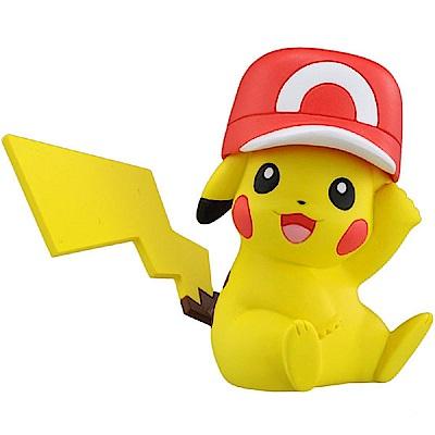 任選Pokemon GO神奇寶貝EX PCC_54 戴著小智帽子的皮卡丘_PC11373