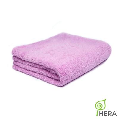 HERA 3M專利瞬吸快乾抗菌超柔纖-多功能毯-薰衣紫