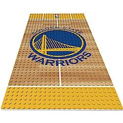 OYO Sports NBA 球場地板 勇士隊