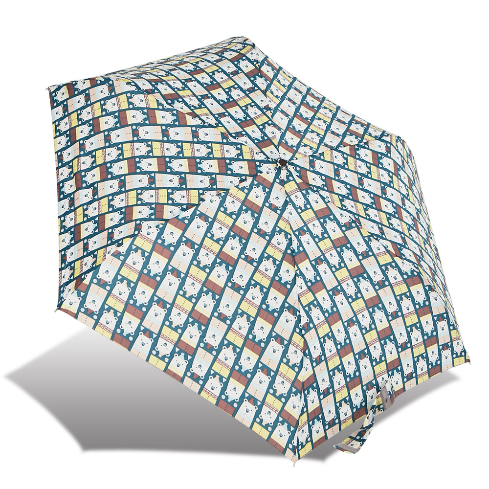 RAINSTORY  BEAR抗UV輕細口紅傘
