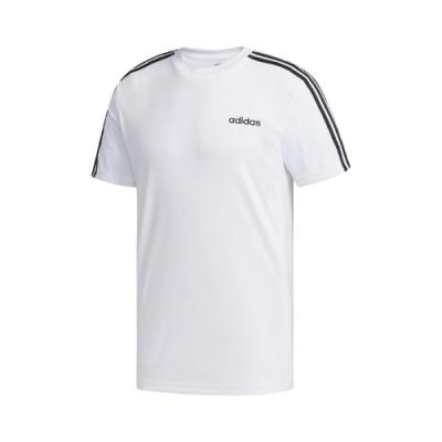 adidas T恤 D2M 3-Stripes Tee 男款