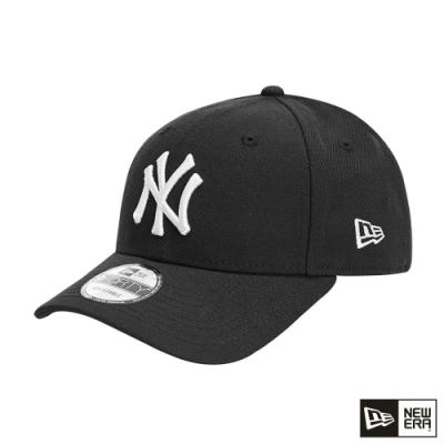 NEW ERA 9FORTY 940 LOGO 洋基 黑/白 棒球帽