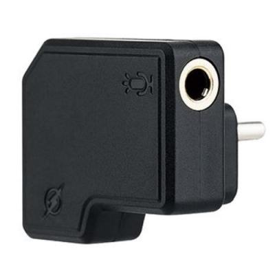 JJC大疆副廠DJI靈眸Osmo Action運動相機USB-C轉3.5mm TRS和Type-C端子轉接器AD-OA1(有原廠相機保護殼亦可使用)