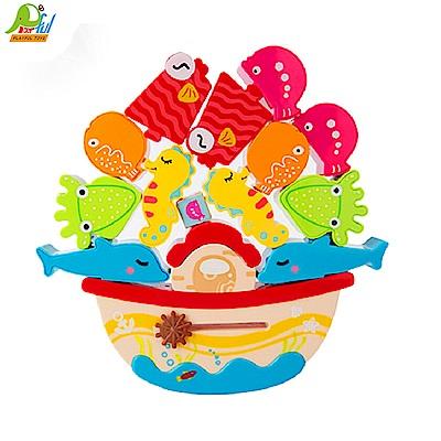 Playful Toys 頑玩具 海洋平衡積木