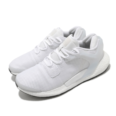 adidas 慢跑鞋 Alphatorsion Boost 男鞋 愛迪達 路跑 Boost底 緩震 透氣 白 黑 FV6166
