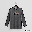 Hang Ten - 女裝 - 有機棉 標語T恤 - 灰