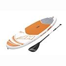 Bestway 65302充氣式衝浪板附划槳.海邊SUP站立式划槳衝浪板立槳衝浪水上活動