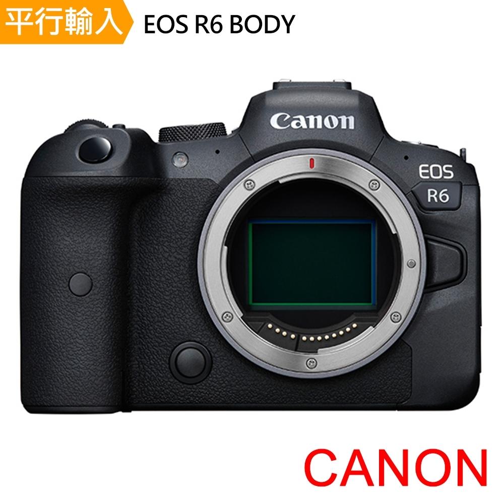 Canon EOS R6 Body 單機身 中文平輸