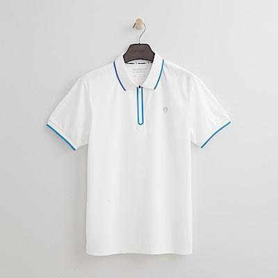Hang Ten - 男裝 - Thermo Contro 經典 POLO衫-白色