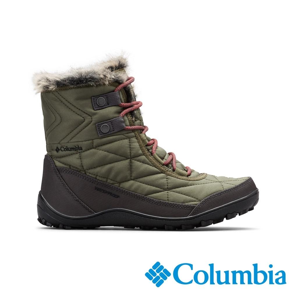 Columbia 哥倫比亞 女款- Omni TECH 防水鋁點保暖雪靴 UBL59610 product image 1