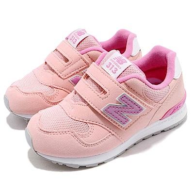 New Balance 慢跑鞋 FS313PKIW 寬楦 童鞋