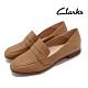 Clarks 低跟鞋 Pure Iris 正裝 真皮 皮革 女鞋 product thumbnail 2