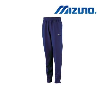 Mizuno 美津濃 男針織長褲 深藍 32TD8A3616