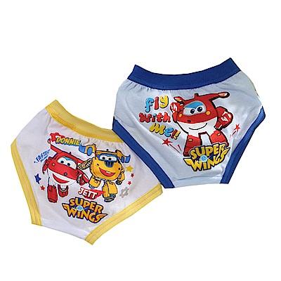 男童超級飛俠純棉三角內褲(四件一組) k50953 魔法Baby