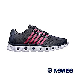 K-SWISS Tubes Variable CMF輕量訓練鞋-女-黑/桃紅