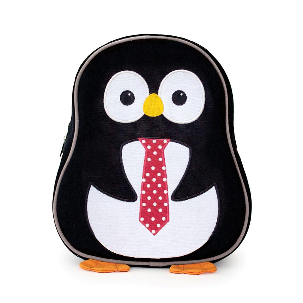【美國 Apple Park】兒童造型背包 - 企鵝