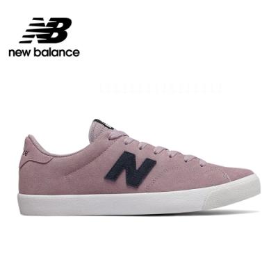 【時時樂限定】New Balance 復古鞋_中性_粉紫/丈青