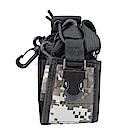 無線電對講機專用 攜帶型 戰鬥背帶 腰帶布套 戰背 白迷彩