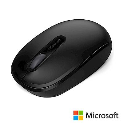 微軟 無線行動滑鼠 1850 - 消光黑 盒裝