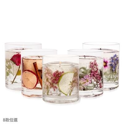 ★買1送1★STONEGLOW Nature s Gift女神系乾燥花香氛燭