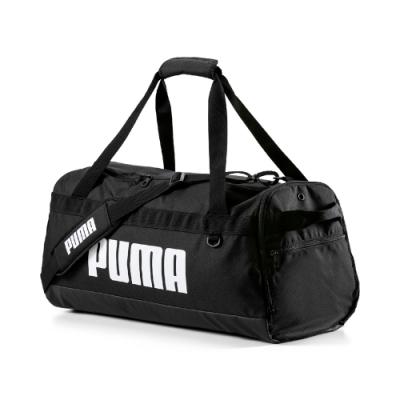 PUMA-男女Fundamentals運動中袋-黑色