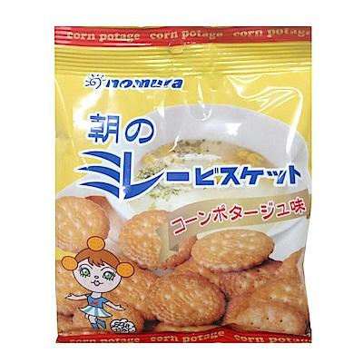 野村美樂圓餅-玉米濃湯味(70g)