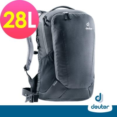 【德國DEUTER】GIGA 28L休閒旅遊後背包/商務包/書包3821020黑