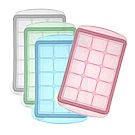 韓國 JM Green 新鮮凍副食品冷凍儲存分裝盒 (M/15格) (15g)/單入裝