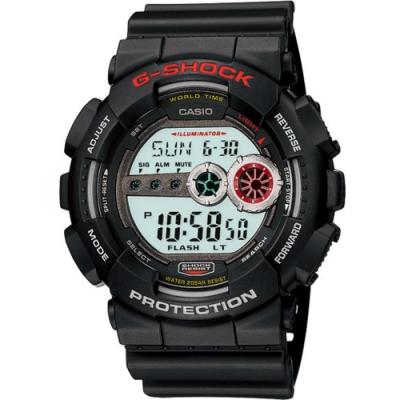 CASIO G-SHOCK 超強裝備 運動錶(GD-100-1A)