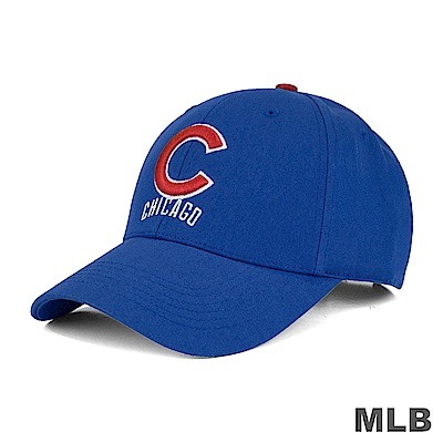 MLB-芝加哥小熊隊可調式復古球帽