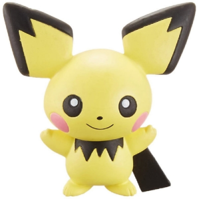 任選Pokemon GO MS-16 皮丘_PC96847 精靈寶可夢 神奇寶貝 TAKARA TOMY