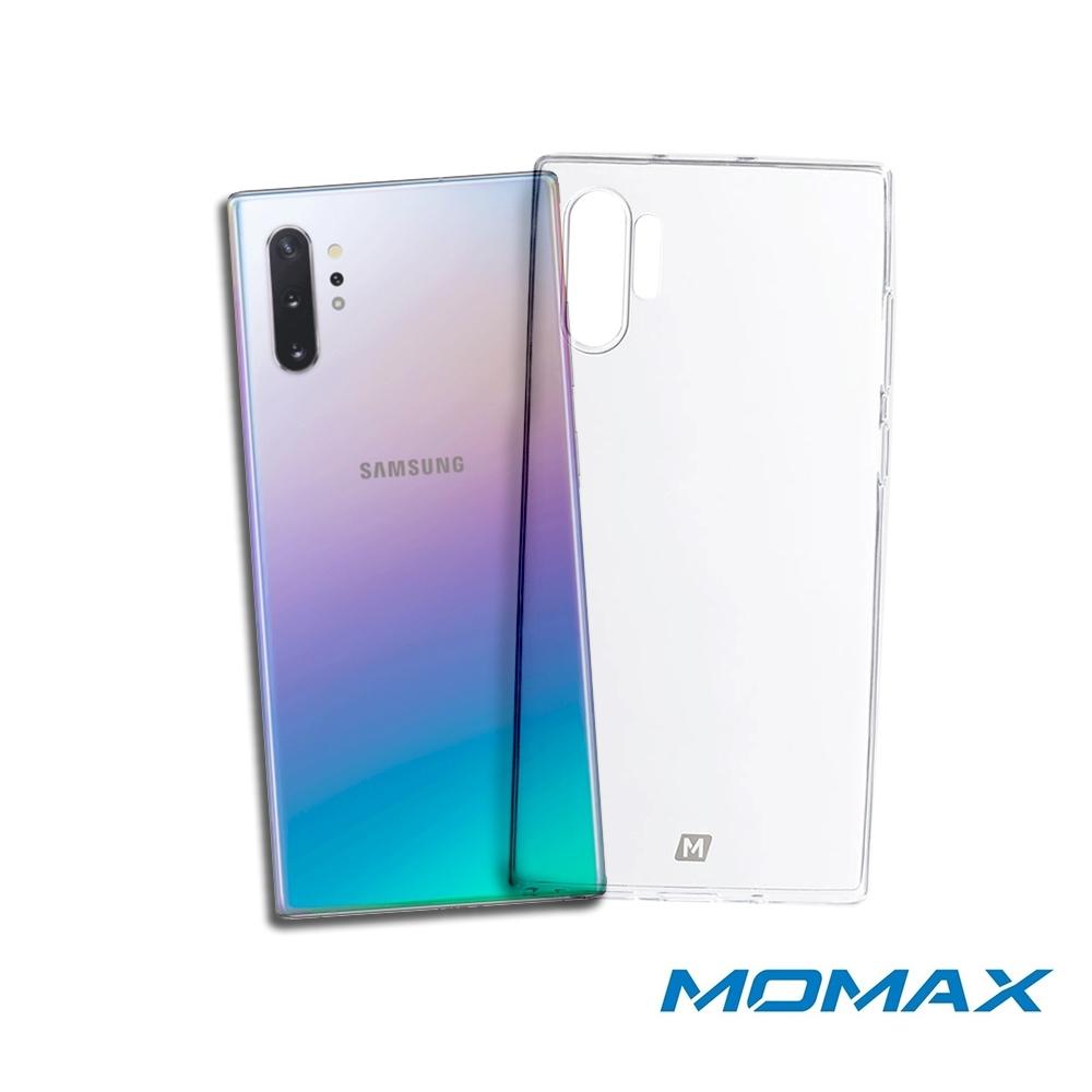 Momax 摩米士三星 Galaxy Note 10+ 透明高質感保護殼
