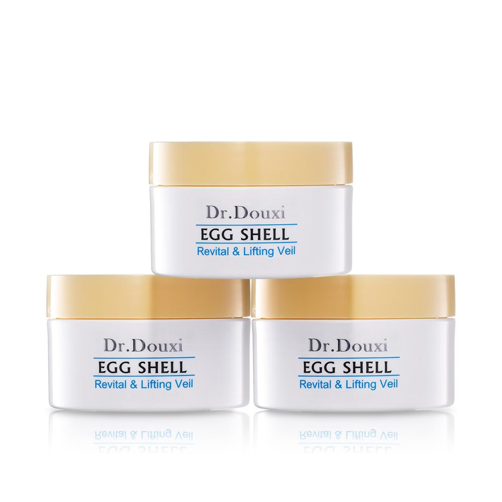 Dr.Douxi朵璽 賦活新生卵殼膜100g 3瓶入(團購組)