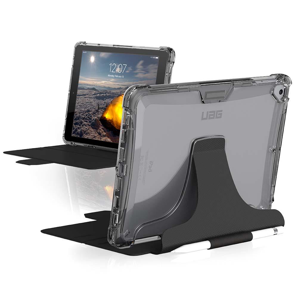 UAG iPad 9.7吋耐衝擊全透保護殻-透明