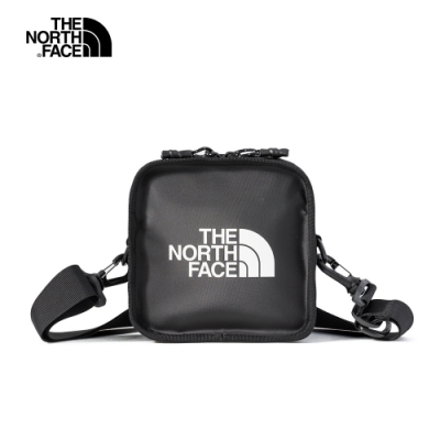 The North Face 男女 EXPLORE BARDU 方形休閒單肩背包 黑-NF0A3VWSKY4