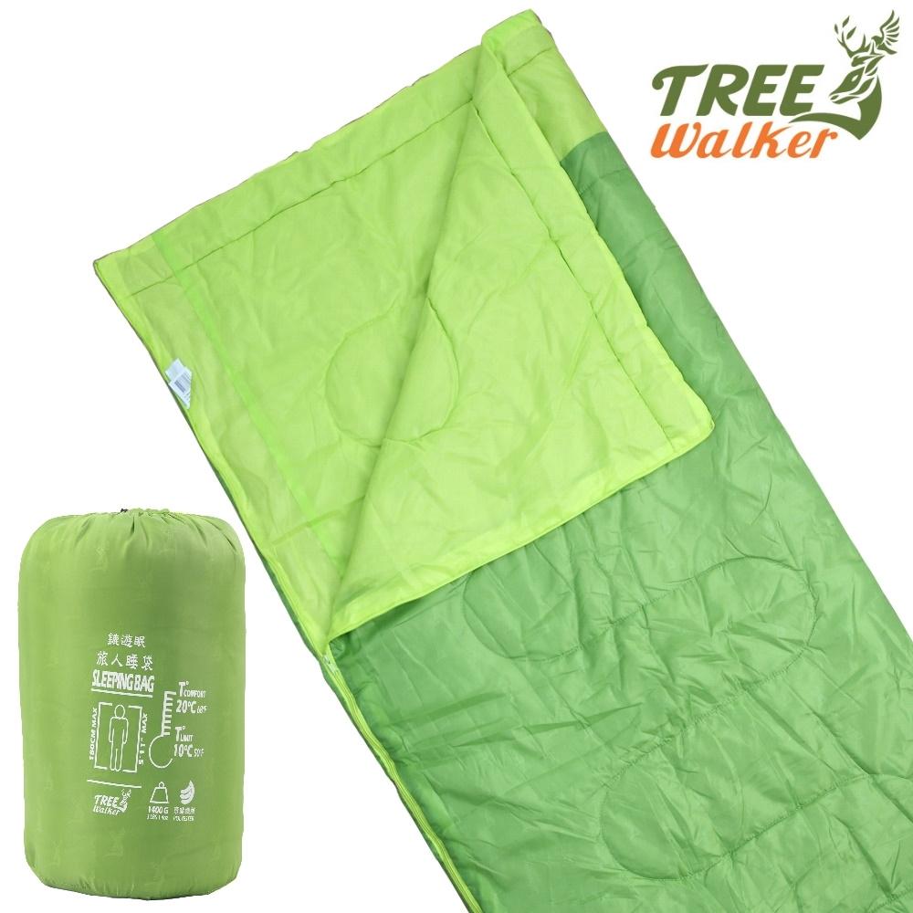 TreeWalker 鏕遊眠 旅人睡袋 (拼接睡袋)