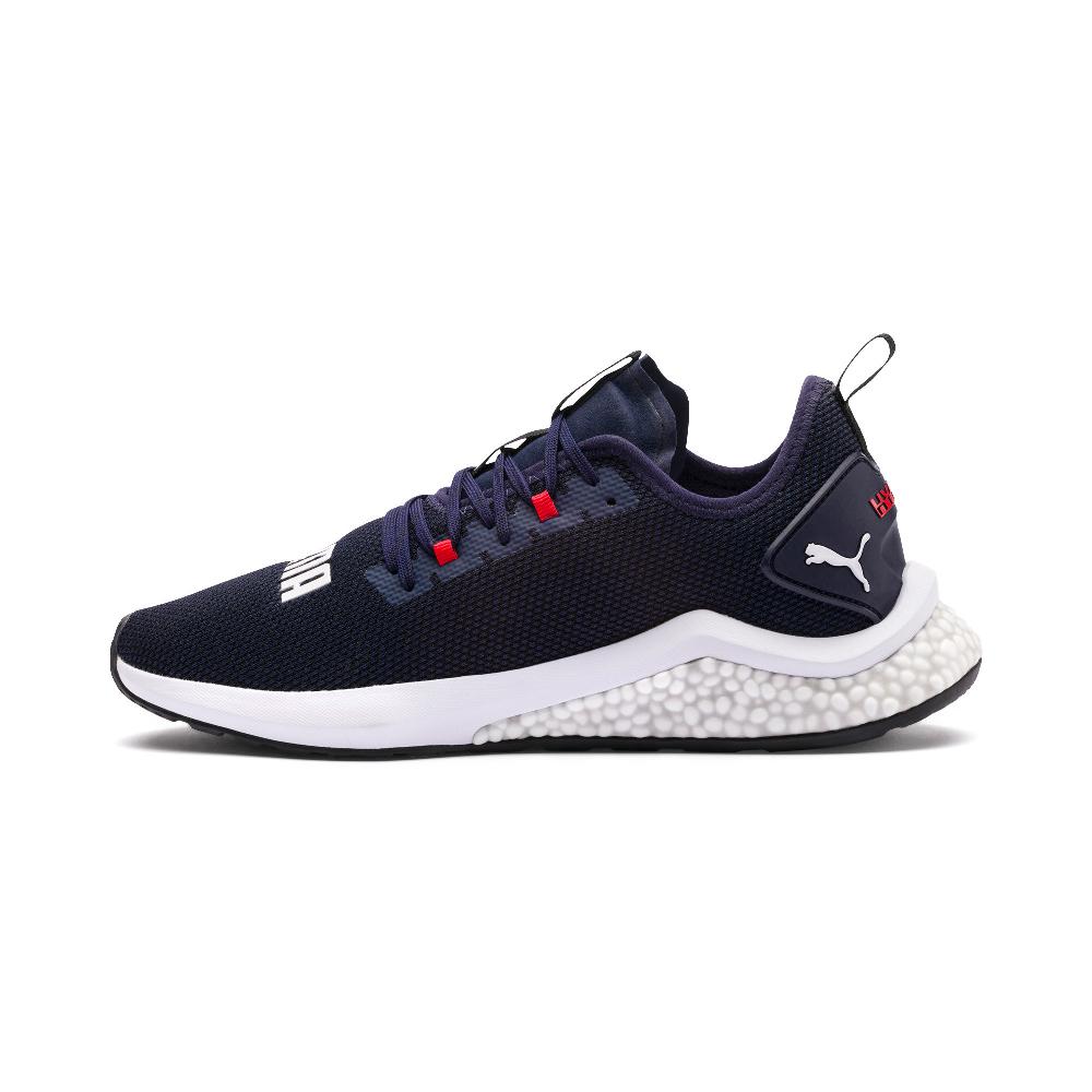 PUMA-Hybrid NX 男性慢跑運動鞋-重深藍