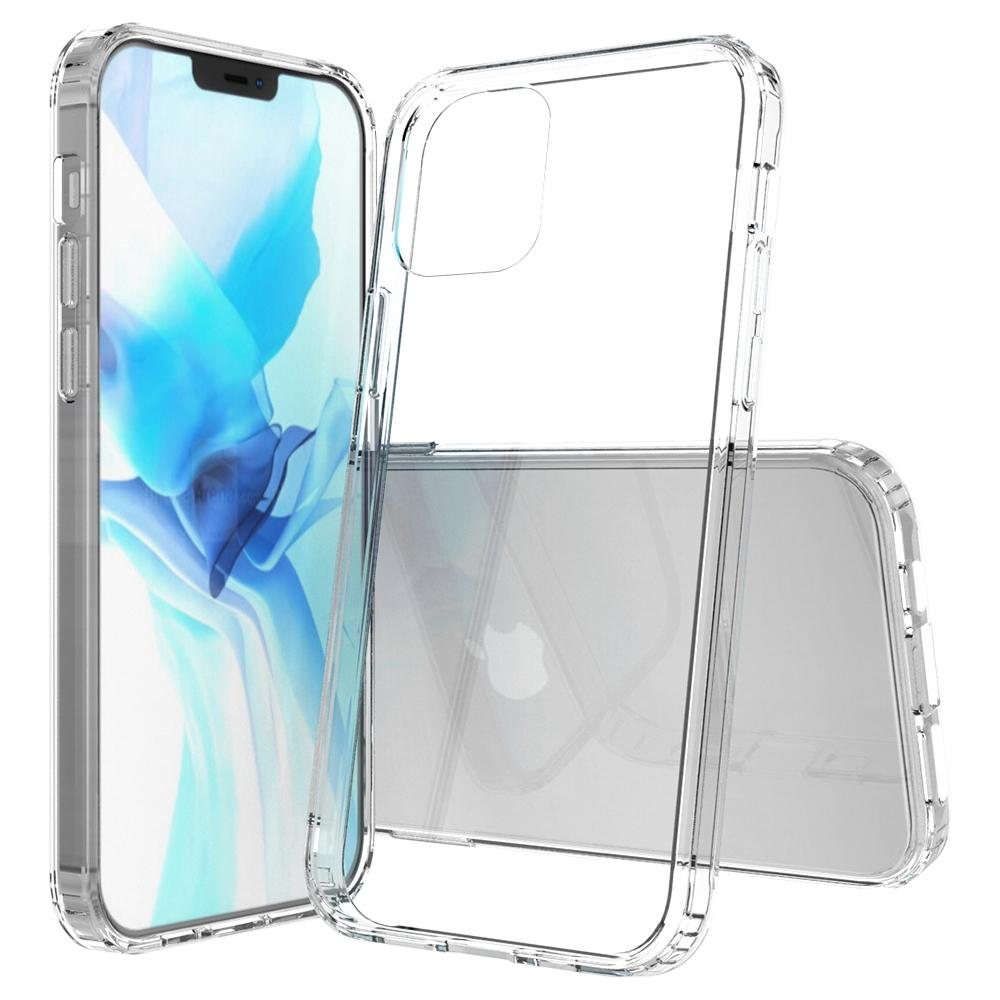 QinD Apple iPhone 12/12Pro 雙料保護套