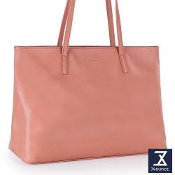 74盎司 Fashion簡約托特包[LG-897-FA-W]粉