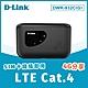 D-Link 友訊 DWR-932C 4G LTE SIM卡 Cat.4 可攜帶式旅遊旅行無線路由器分享器 product thumbnail 1