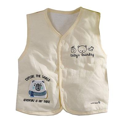 嬰幼兒鋪棉背心外套 k60715 魔法Baby