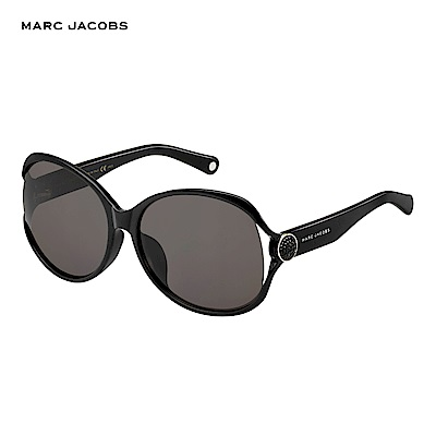 Marc Jacobs- MARC 317/S 都會時尚太陽眼鏡 黑色