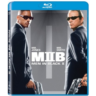 MIB 星際戰警 2  Men In Black II 藍光 BD