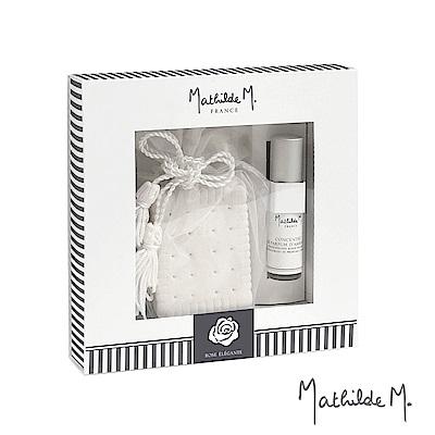 Mathilde M.法國瑪恩 典雅玫瑰香石餅乾香氛禮盒