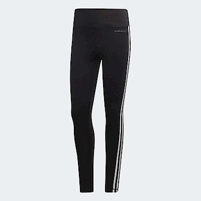 adidas 緊身褲 2 Move 3-Stripes 運動 女款